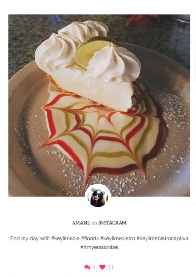 Captiva Island Restaurant - Keylime-Bistro-Restaurant-Keylime Pie