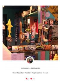 Captiva Island Restaurant-RC-Otters-beer menu
