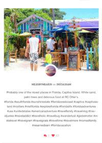 Captiva Island Restaurant-RC-Otters-delicios-food