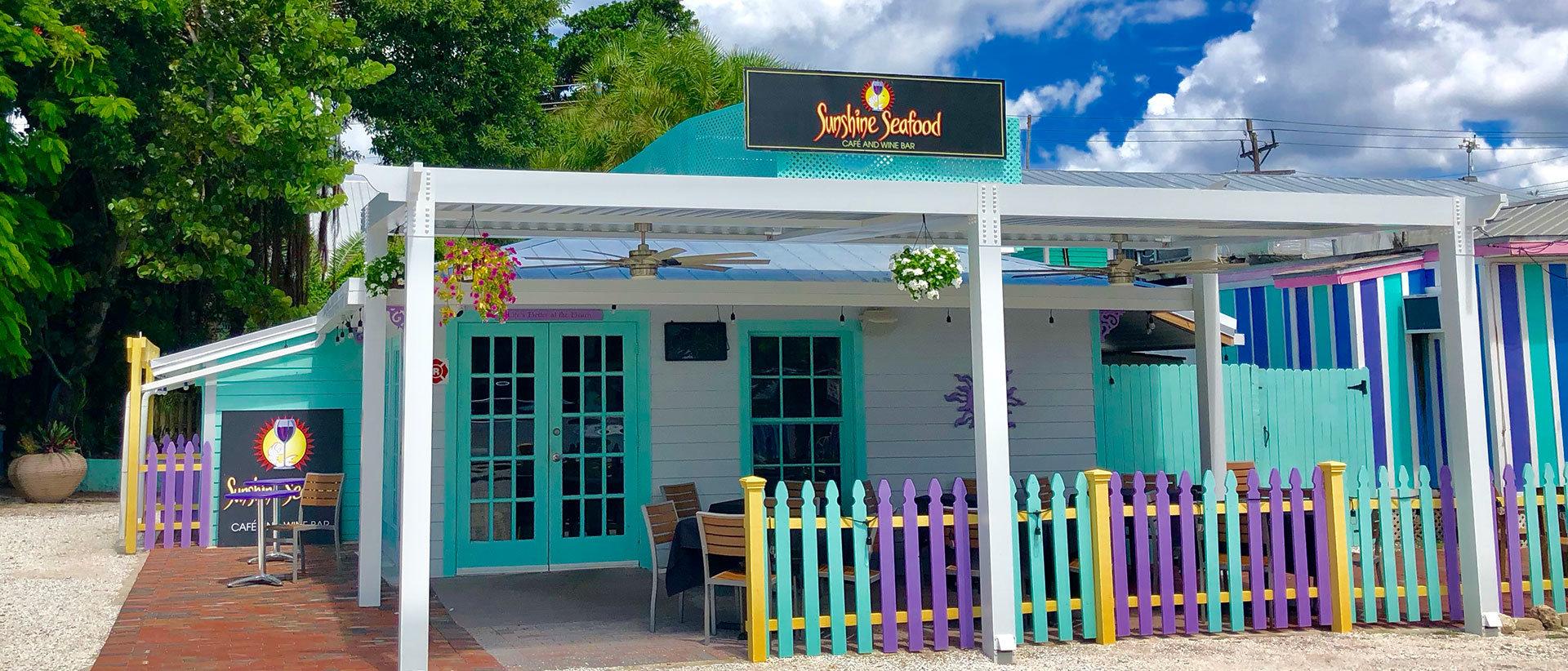 Sunshine Seafood Captiva Island Inn