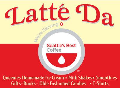 Latte Da Logo