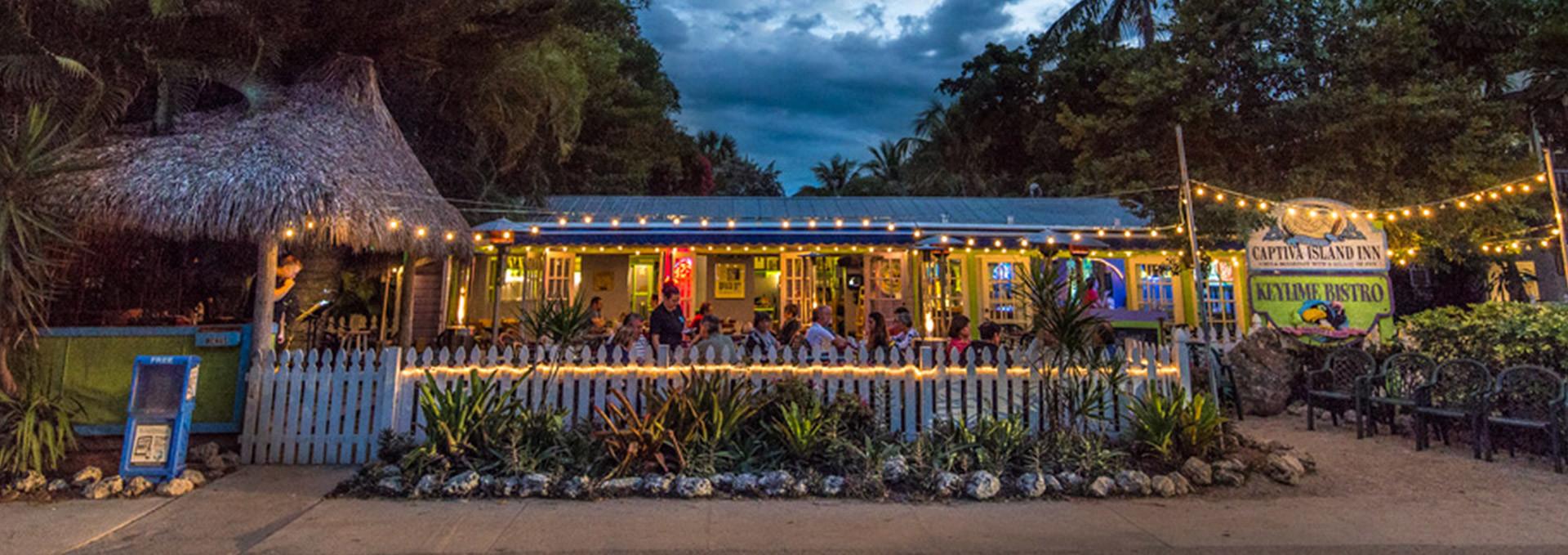 Captiva Island Restaurant - Keylime-Bistro-Restaurant