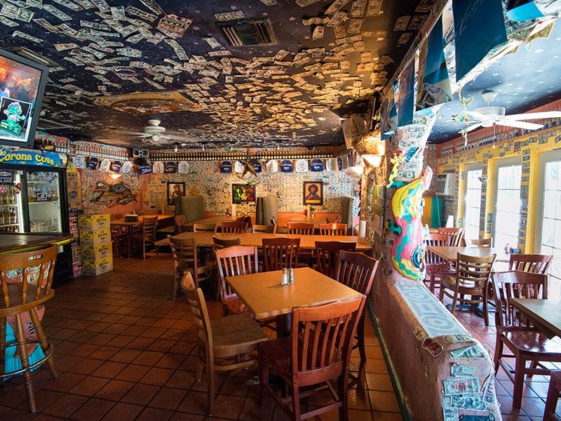 Sanibel Island Restaurants: Cantina Captiva Mexican Food