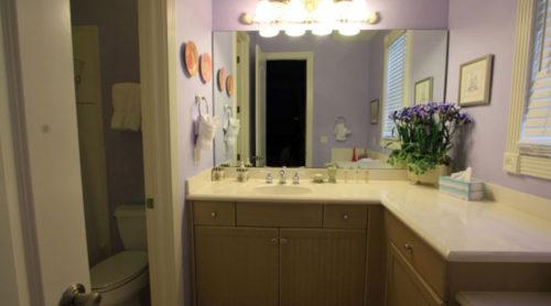 Hannahs Room Bathroom