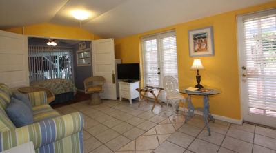 Captiva Island Cottage Rental - Jasmine-Cottage-Living-Room