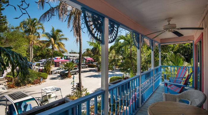 Lantana Suite Porch View