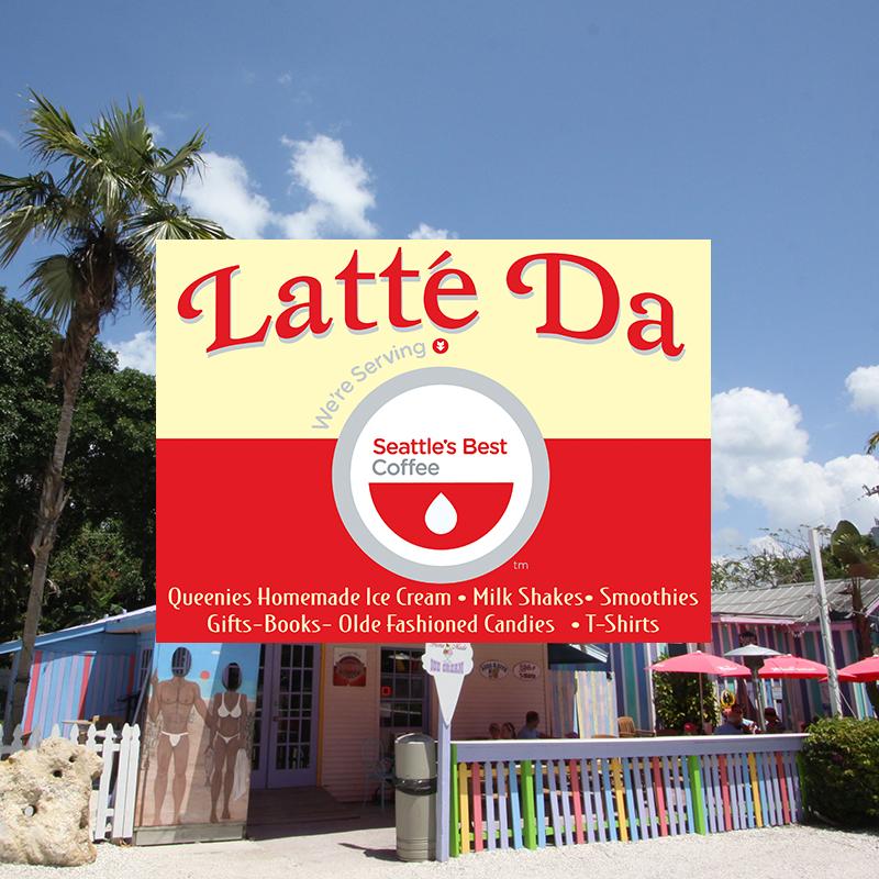 Latte Da Captiva Island Restaurant - Captiva Island Restaurants
