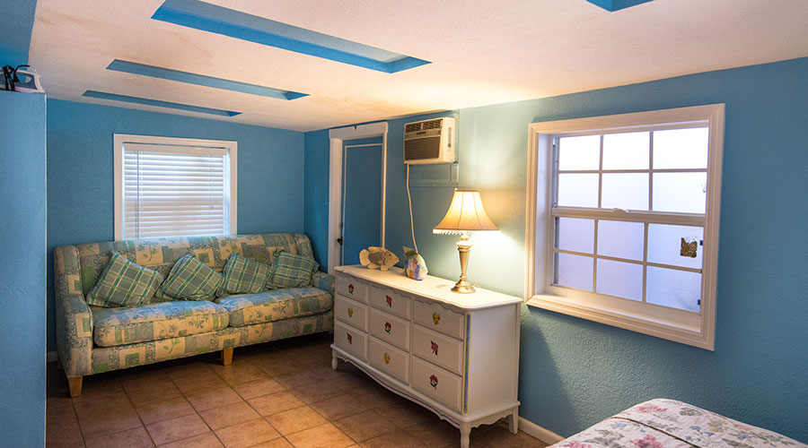 Orchid Cottage Living Area 2