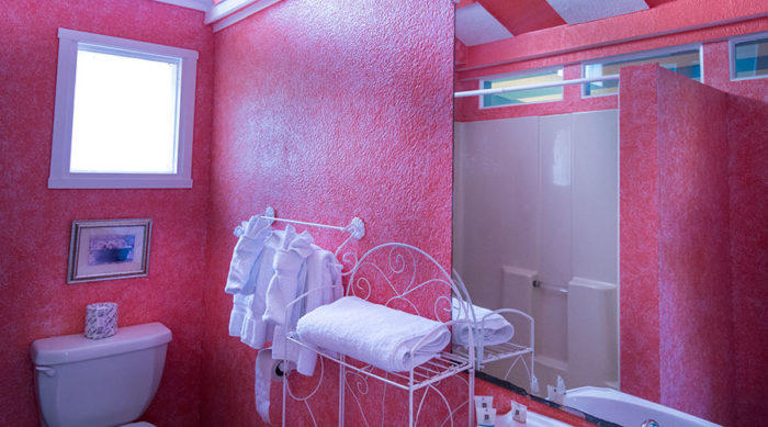 Orchid Cottage Bathroom