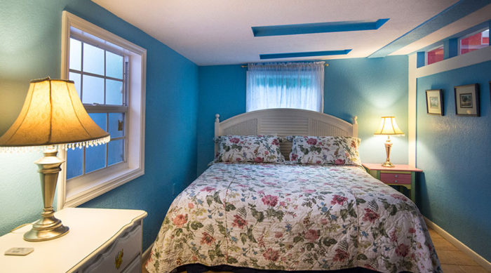 Orchid Cottage Bedroom
