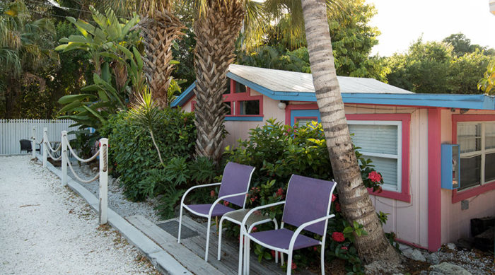 Orchid Cottage Outside