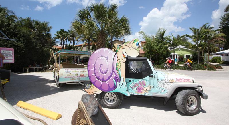 S-Car-Go Captiva Island Restaurant Transportation