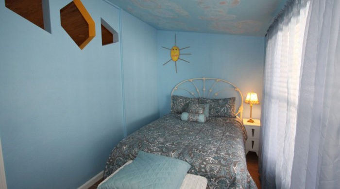 Captiva Island - 1 Bedroom Cottage - Sunflower-Cottage-Bedroom