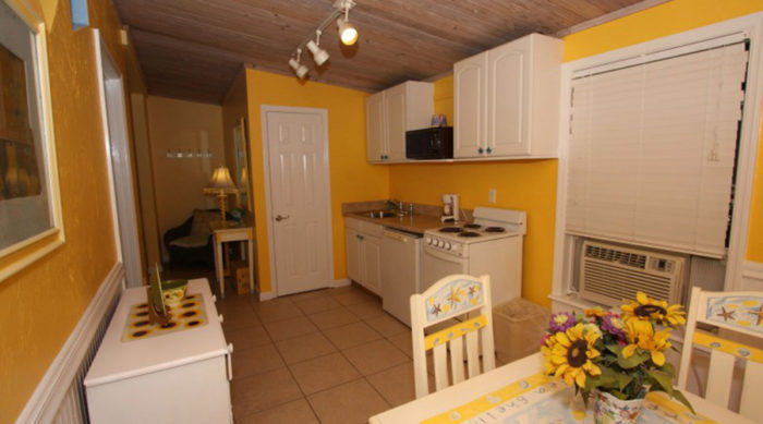 Sunflower Cottage Kitchen