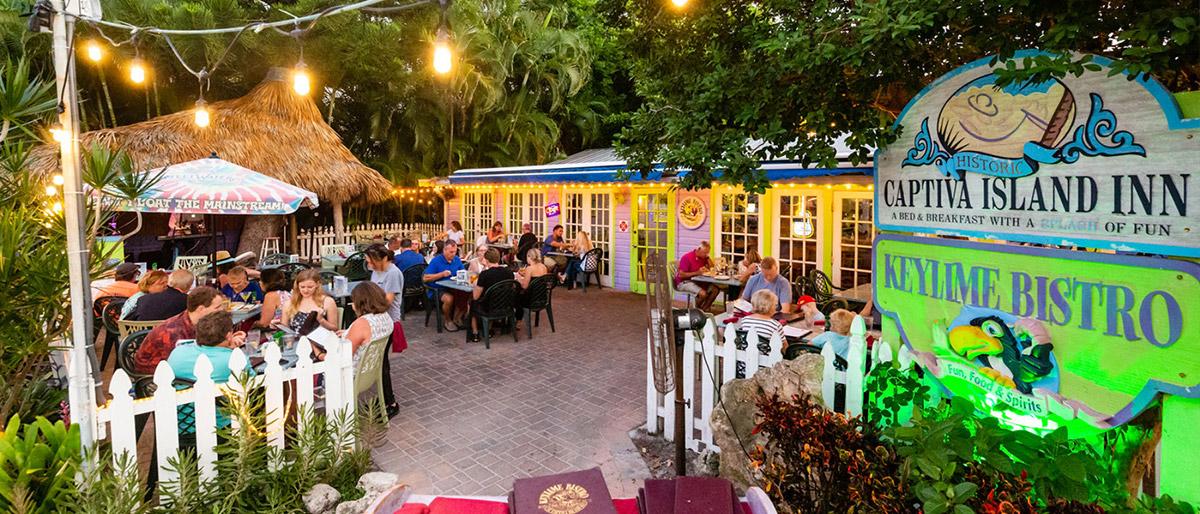 Keylime Bistro Captiva Island Restaurant