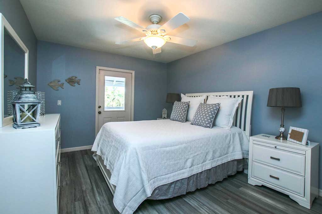 Harbour House Master Bedroom 2- Captiva Island Vacation Rental