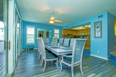 Harbour House Kitchen - Captiva Island Vacation Rental
