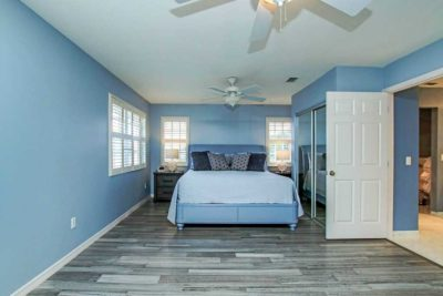 Harbour House Master Bedroom 1 - Captiva Island Vacation Rental