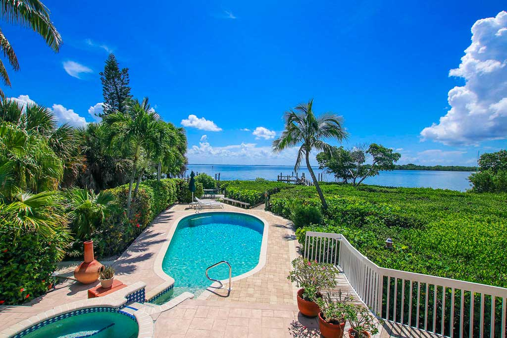 Harbour House View - Captiva Island Vacation Rental