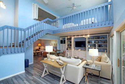 Harbour House Den - Captiva Island Vacation Rental
