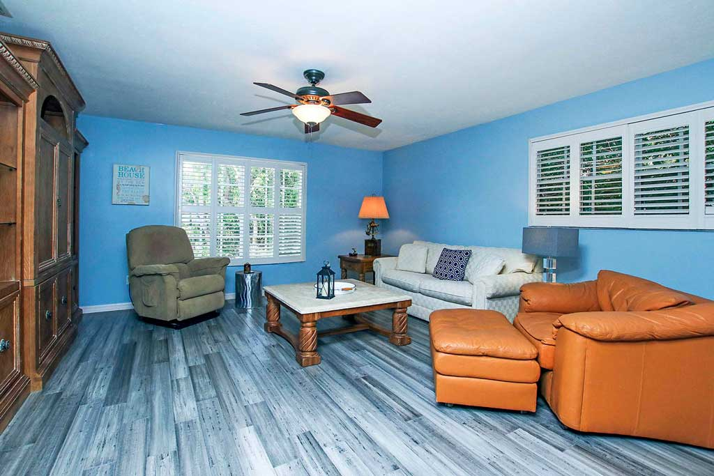 Harbour House Den- Captiva Island Vacation Rental