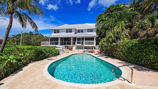 Captiva Island - Vacation Home Rental